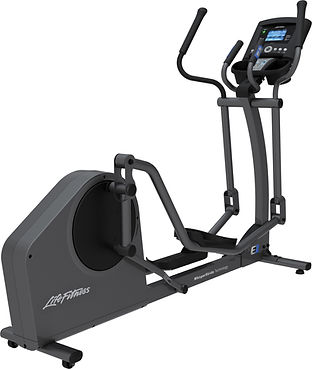Life Fitness E1 elliptical crosstrainer