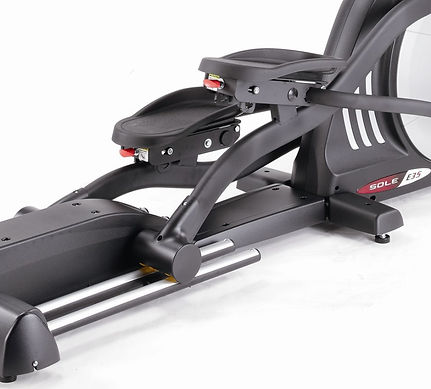 Sole E25 Ellptical Crosstrainer dual rails