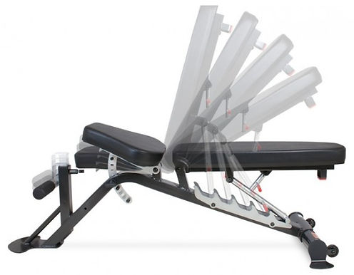 Inspire FT2 Functional Trainer and Smith Machine optional SCS workout bench
