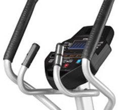 Spirit CE800 ENT elliptical handles and handgrip pulse
