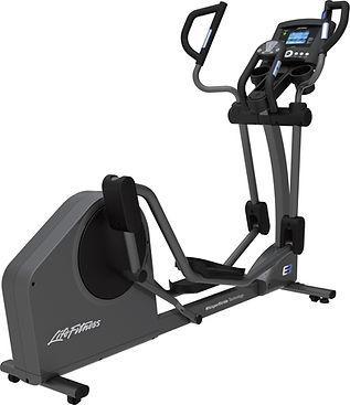 Life Fitness E3 elliptical crosstrainer