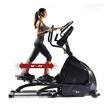 Sole E95S Elliptical Crosstrainer