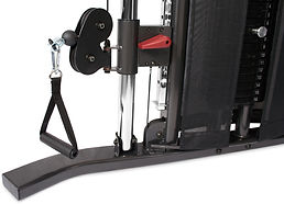 Inspire FT1 Functional Trainer pulley adjustment handle