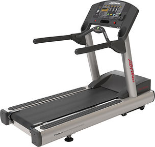 Life Fitness Club treadmill