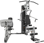 Life Fitness G2 Home gym with Leg Press for amazing leg workouts
