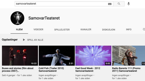 We have updated our youtube channel!