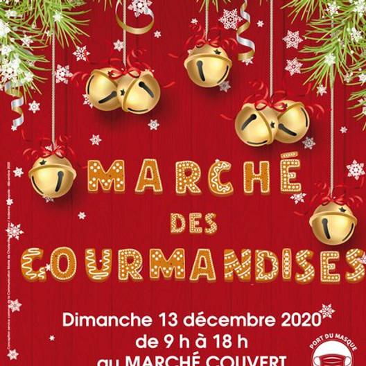 MARCHE DES GOURMANDISES