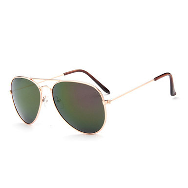 IAmShe Oversized Aviators Sunglasses