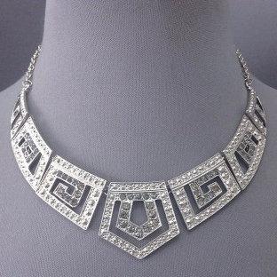 IAmShe IAmShe Silver Designer Necklace/Choker