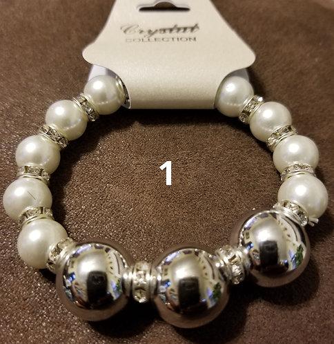 IAmShe Sparkling Stretchable Bracelets