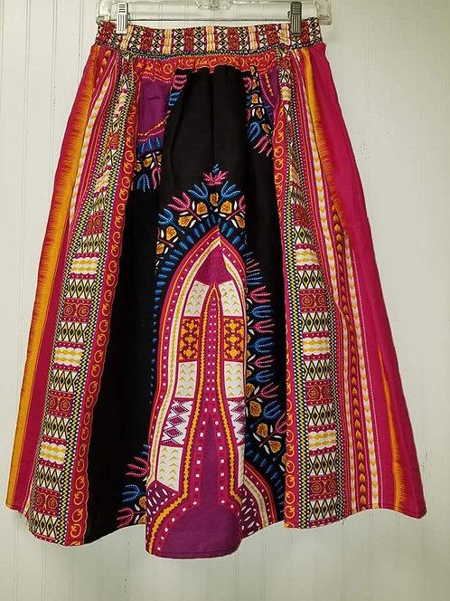 IAmShe Dashiki Skirts