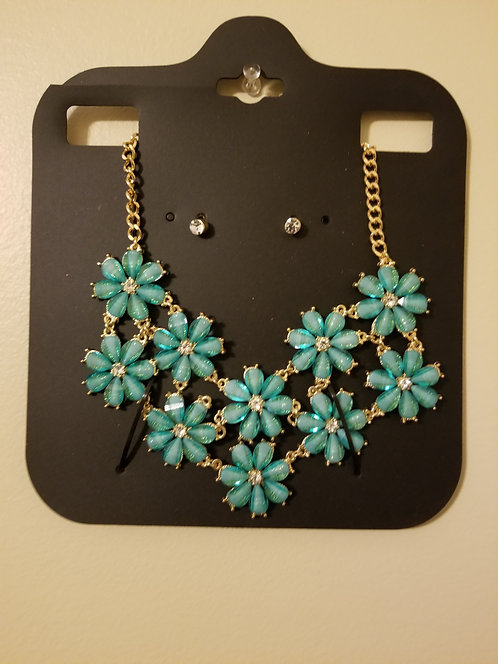 IAmShe Fashion Necklace W/ Earrings