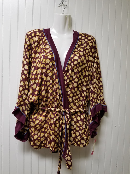 IAmShe Wrap Blouse XL-XXL