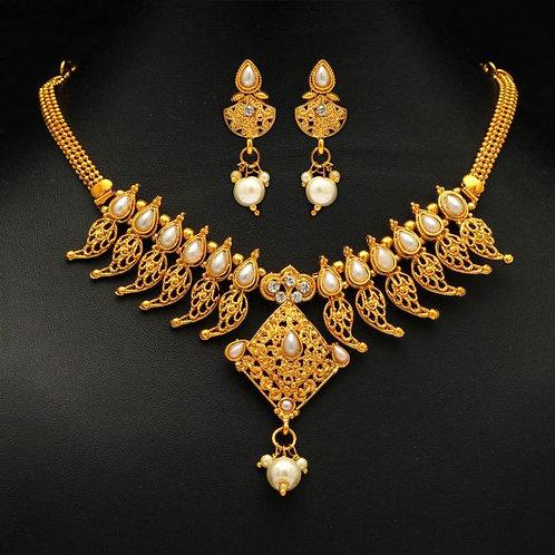 IAmShe Wedding Collection Necklace & Earring Set