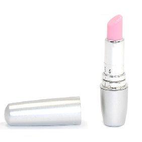 IAmShe Lipstick Vibrator Silver