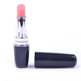 IAmShe Black Lucious Lipstick Vibrator