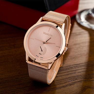 IAmShe Stainless Steel Watch
