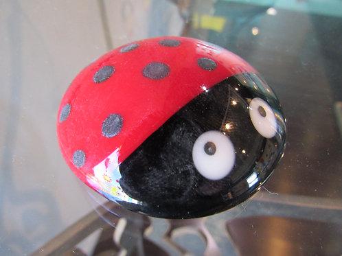 LadyBug Love Sculpture