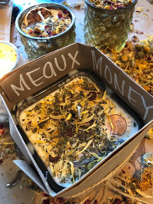 MEAUX MONEY CANDLE-Large