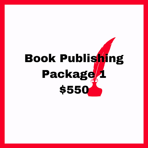 Book Publishing Package 1