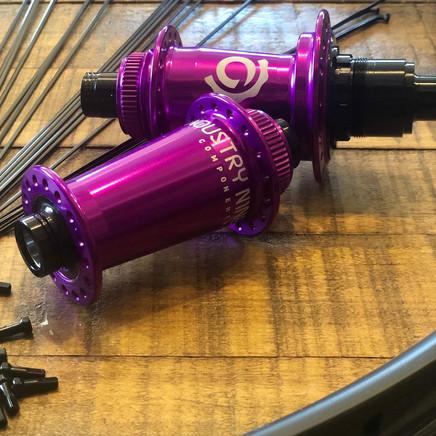Zealot Cycleworks Custom Wheel Build