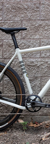 Ibis Hakka MX Gravel Bike in Bone