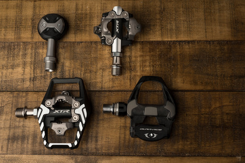 Zealot Cycleworks - Bicycle Pedal Options