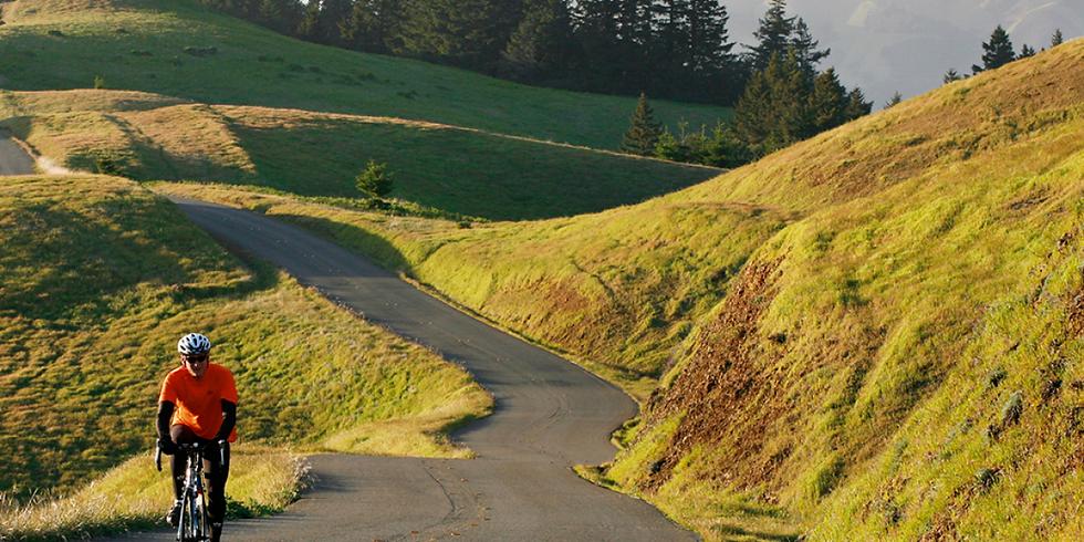 West Marin Biking - Easy