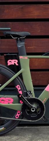Zealot Cycleworks - Quintana Roo Tri Bike