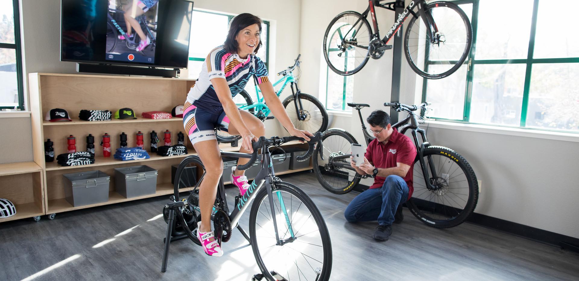 Zealot Cycleworks - Bike Fit Studio