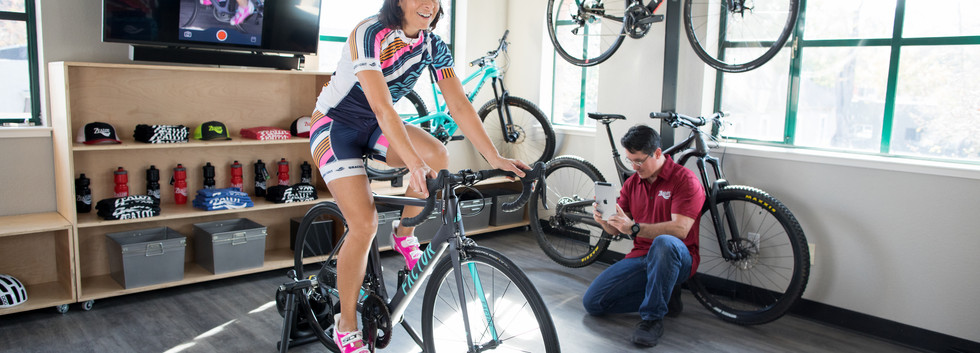 Zealot Cycleworks - Bike Fit Studio