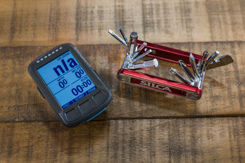 Zealot Cycleworks - Garmin and Silca Product