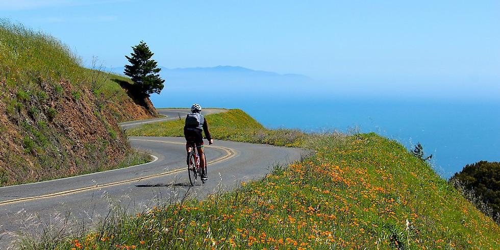 West Marin Biking - Hard