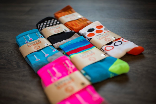 Zealot Cycleworks - Little Giant - Cycling Socks