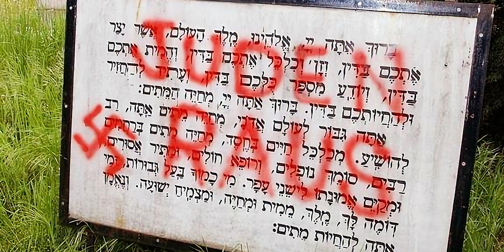 """Vortrag """"Zwischen Antisemitismus und Antizionismus"""""""