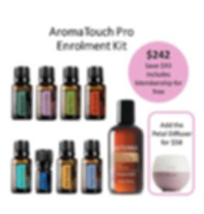 AromaTouch Pro Enrolment Kit Image Final