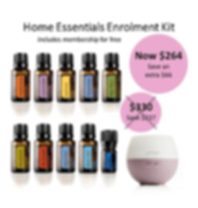 20% Home Essential Enrolment Kit Image F
