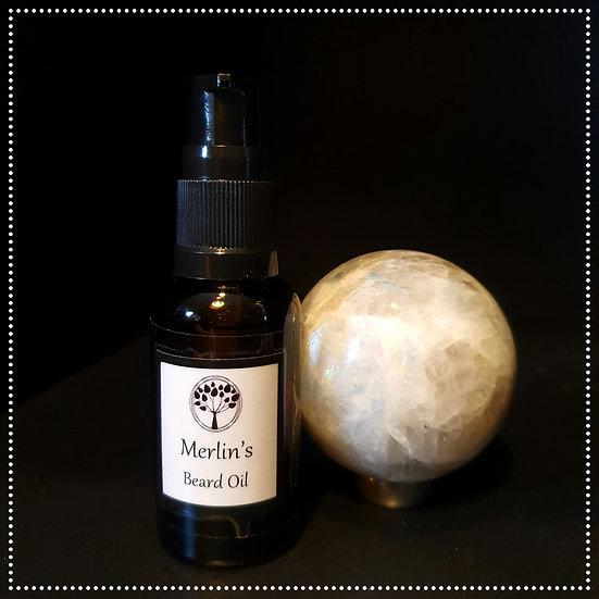 Merlin's Beard Oil