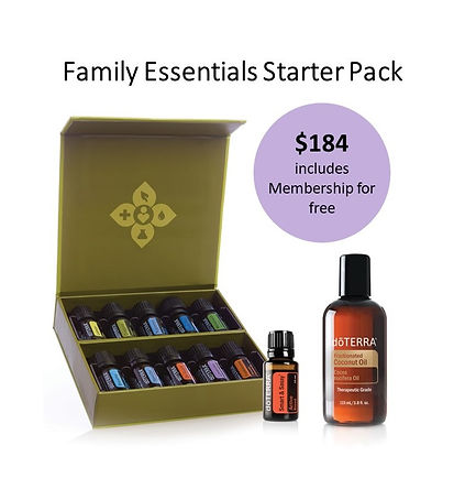 Family Essentials Starter Pack Image Fin