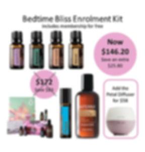 20% Bedtime Bliss Enrolment Kit Image Fi