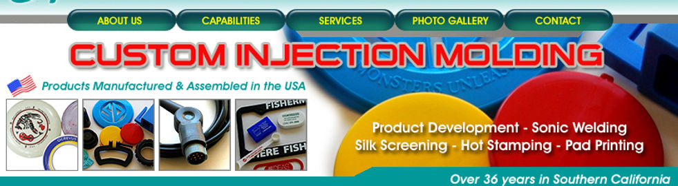 Newport Plastics   Home - Custom Injection Molding