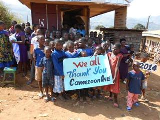 BACK TO SCHOOL- BELO, CAMEROON