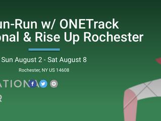 RUN FOR ONE- ROCHESTER, NEW YORK