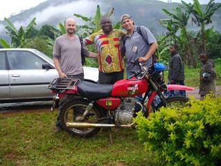 MOTORBIKE FOR RUDEC- BELO, CAMEROON