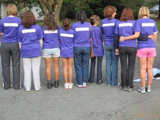 BREAST CANCER WALK- BOSTON, MA