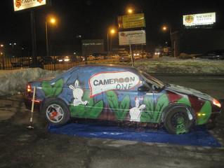 CAR SMASH- BOSTON, MA