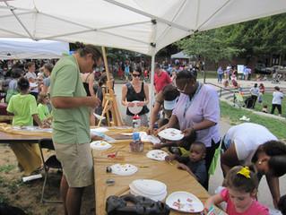 ARTS IN THE PARK DAY- BOSTON, MA