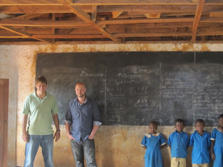 IN-HOME SPONSORSHIPS BEGIN- CAMEROON