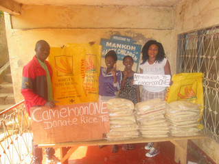 CARETAKER SUPPORT- BAMENDA, CAMEROON