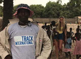 ONETrack LAUNCH- THE GAMBIA